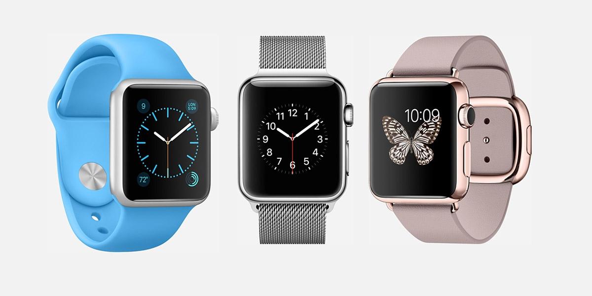 Первая партия Apple Watch распродана за 30 минут