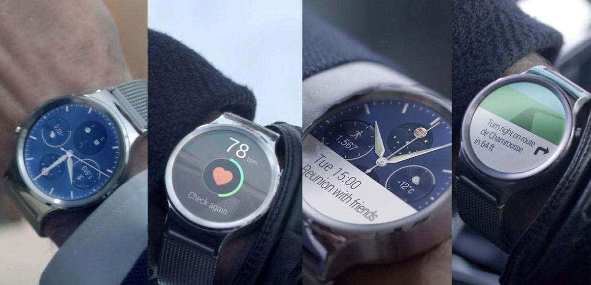 Цена и дата выхода Huawei Watch 2