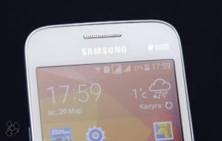 Обзор смартфона Samsung Galaxy Star Advance SM-G350E