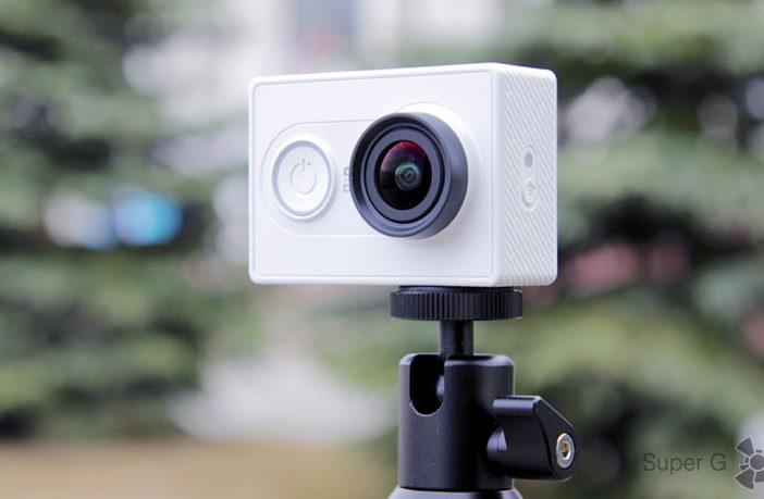 Обзор камеры Xiaomi Yi Camera