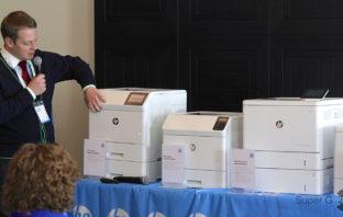 HP представили новые принтеры и МФУ для бизнеса