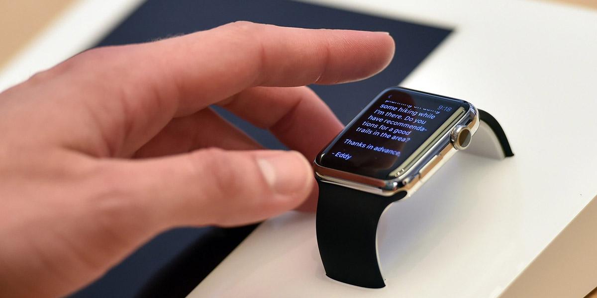 Как подключить Apple Watch к iPhone
