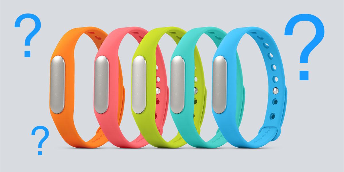 Как и где купить дополнительные ремешки для Xiaomi Mi Band