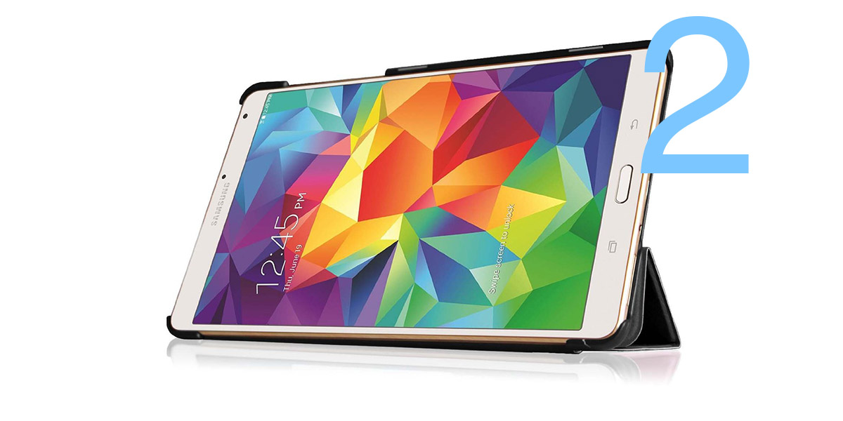 Новые планшеты Samsung Galaxy Tab S2 выйдут в июне