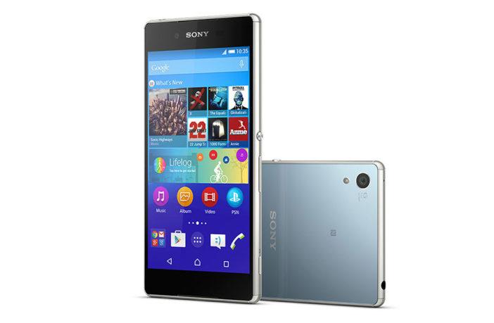 Смартфон Sony Xperia Z3+ сроки и дата выхода
