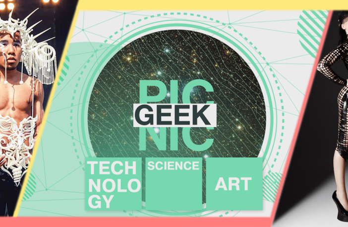 Geek Picnic 2015 Москва, СПб