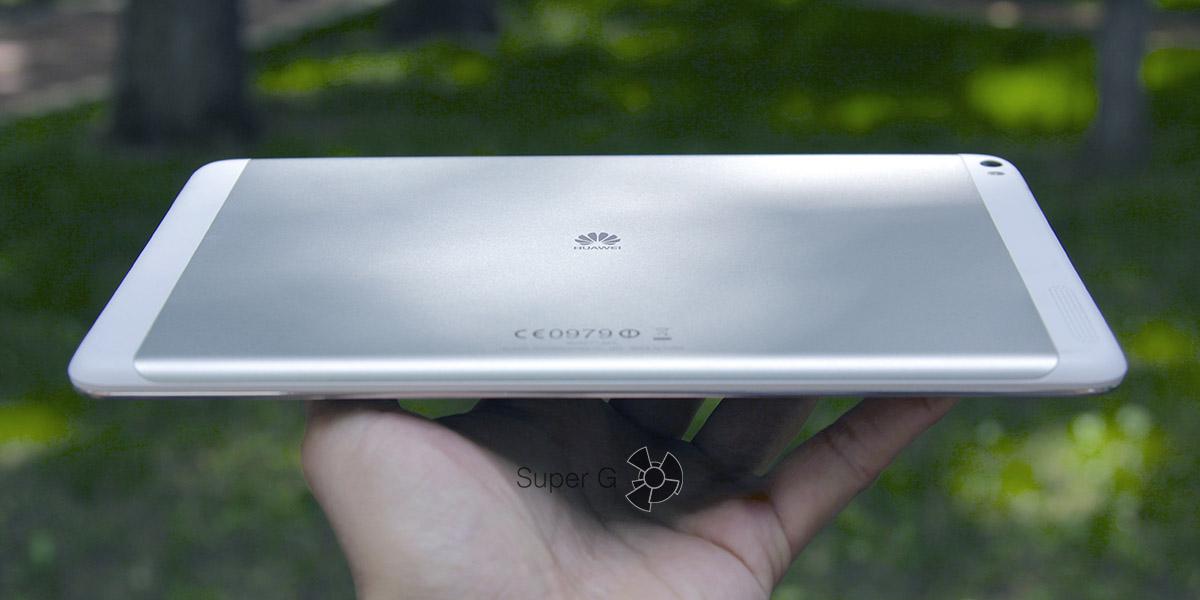Обзор планшета Huawei MediaPad T1 10