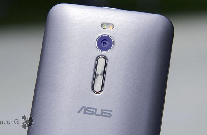 Отзывы и обзор Asus Zenfone 2 ZE551ML