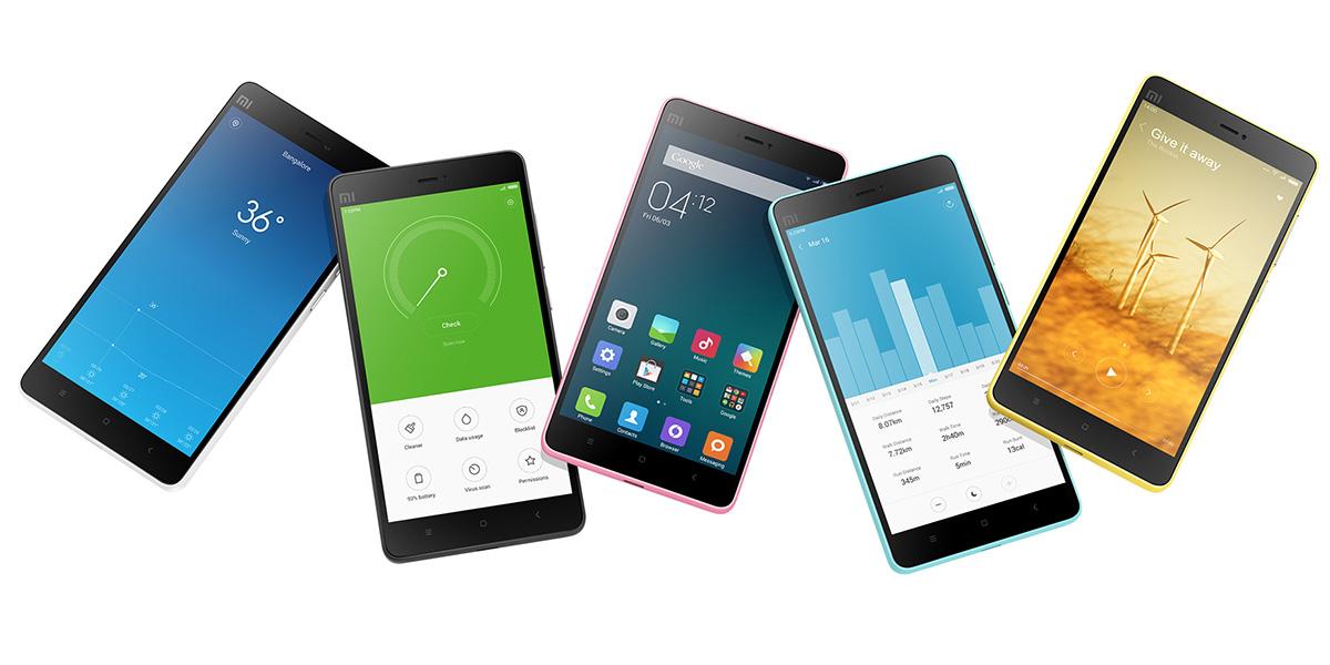 Xiaomi Mi4i - краткий обзор смартфона и сравнение с моделью Xiaomi
