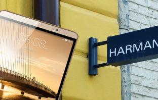 Harman Kardon и Huawei представили планшет Huawei MediaPad M2
