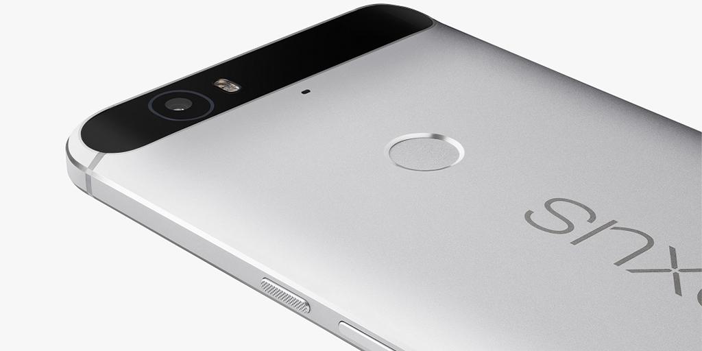 Флагман от Google Nexus 6P - полные характеристики нового смартфона