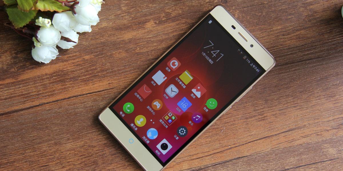 Смартфон ZTE V5 3