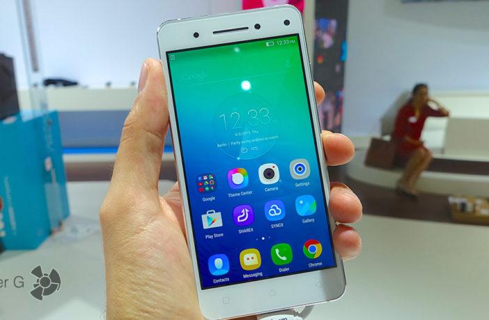 Новые смартфоны Lenovo: VIBE S1, P1 и P1m