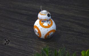 Умный робот из звездных войн Sphero BB-8 поступил в продажу