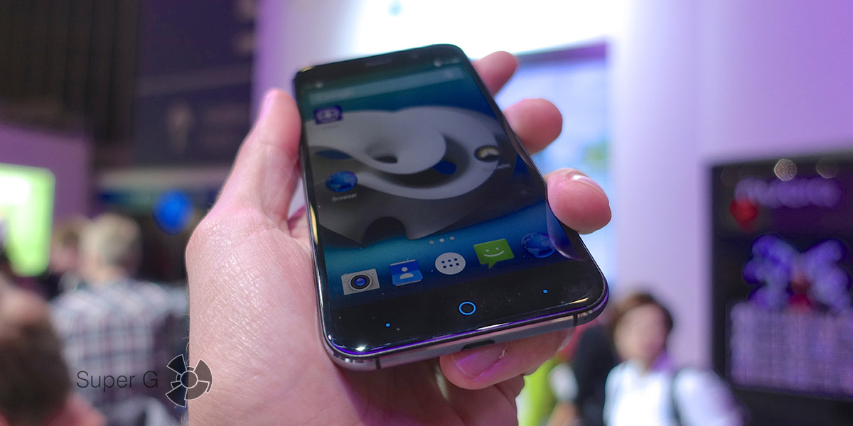 Краткий обзор смартфона ZTE Blade X7