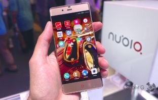 Краткий обзор смартфона ZTE Nubia Z9