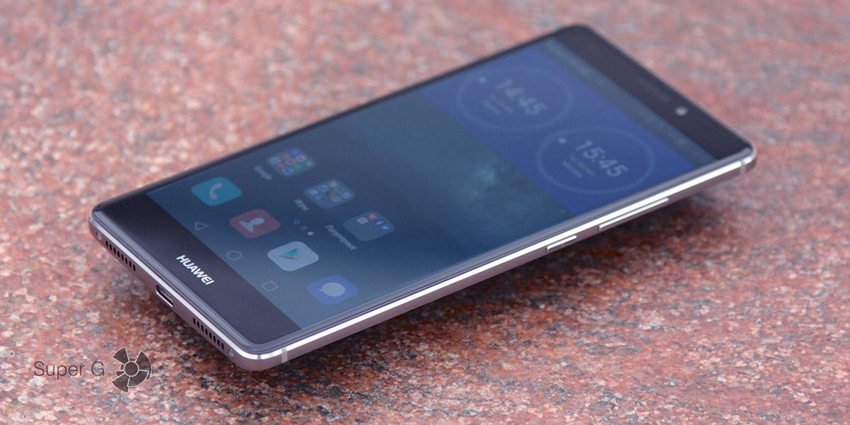 Обзор смартфона Huawei Mate S