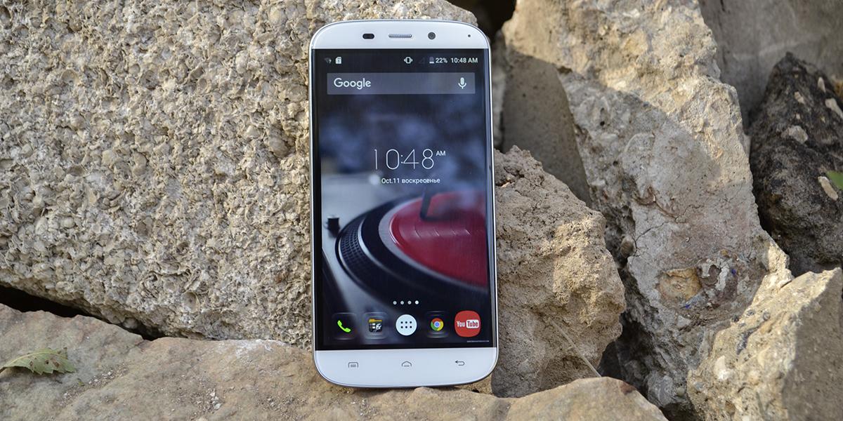Doogee Nova Y100X смартфон с характеристиками бюджетника