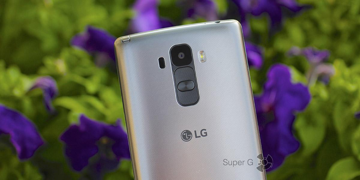 Обзор LG G4 Stylus - просто смартфон с большим экраном и стилусом
