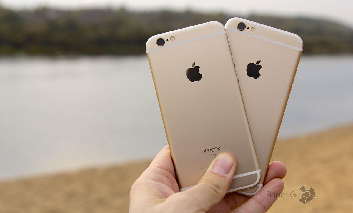 Как и где купить золотой iPhone 6S и iPhone 6