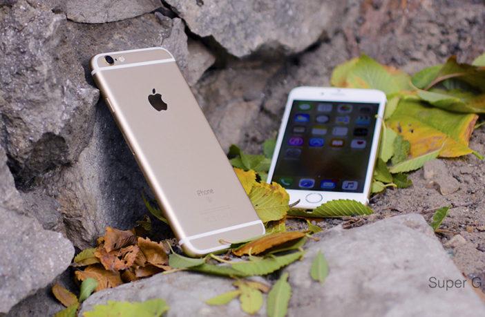 Чем отличается iPhone 6S от iPhone 6. Сравнительный обзор двух смартфонов