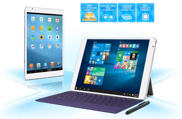 Teclast X98 Pro — планшет на Windows 10 в корпусе iPad