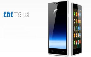 Краткий обзор смартфона THL T6C и его характеристик