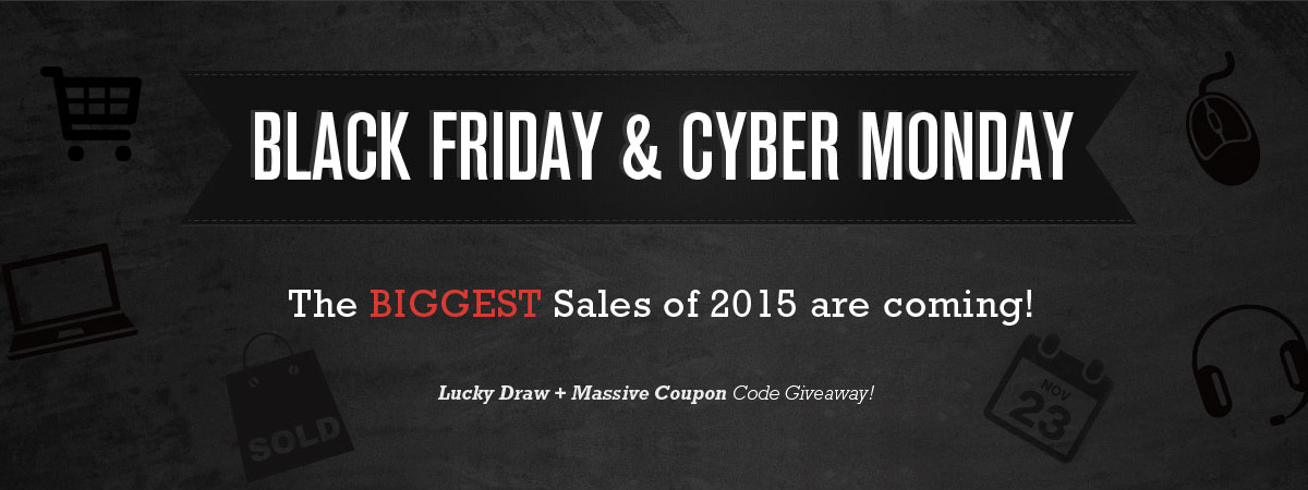 Самые большие скидки на черную пятницу и киберпонедельник на Gearbest