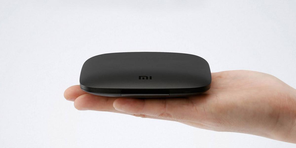 ТВ-приставка для телевизора Xiaomi Mi Box Pro