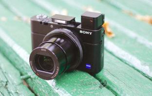 Обзор компактной камеры Sony RX100M4 - 4K и Slo-Mo во всей красе