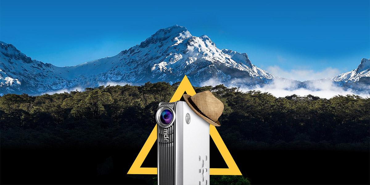 Проектор MDI M8 для дома с поддержкой 3D Video и 4K