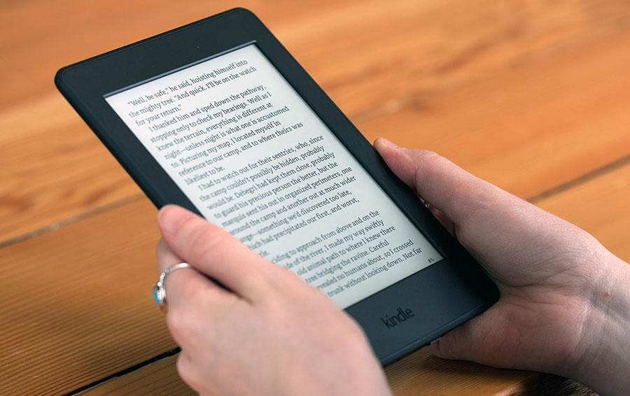 Amazon Kindle Paperwhite 6 2015 года