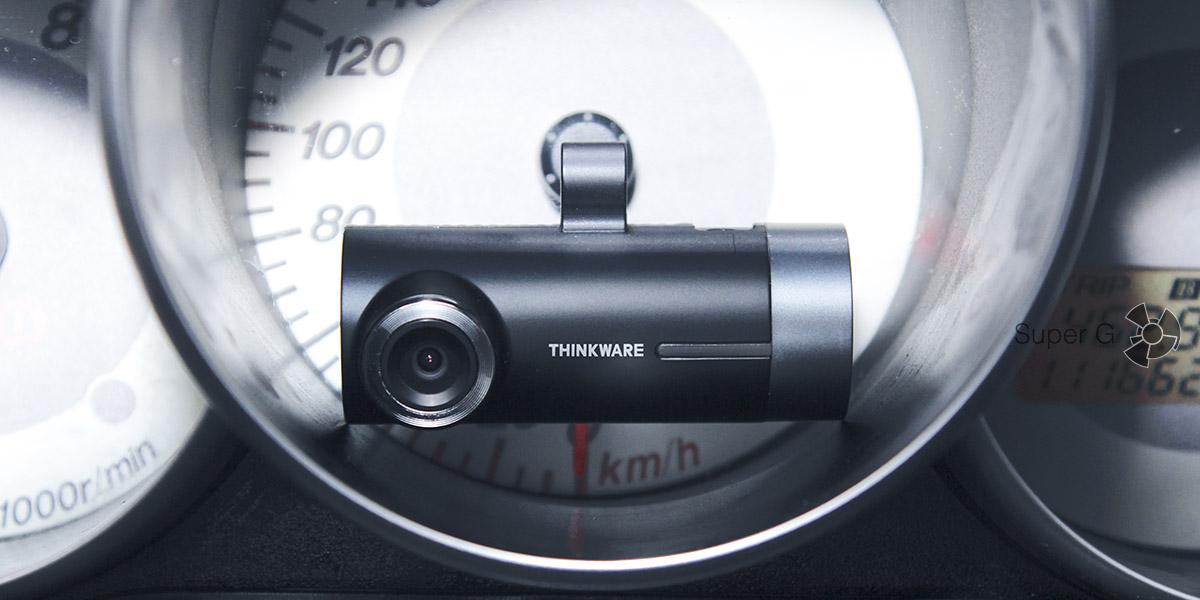 Обзор южнокорейского видеорегистратора Thinkware Dash Cam H50