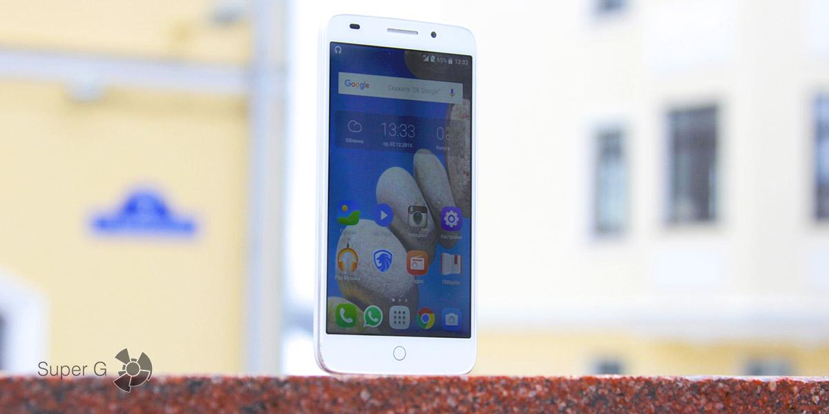 Обзор UMi eMAX mini - Доступный смартфон с Full HD экраном