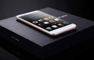 Ulefone Paris Golden - премиальная версия знакомого смартфона