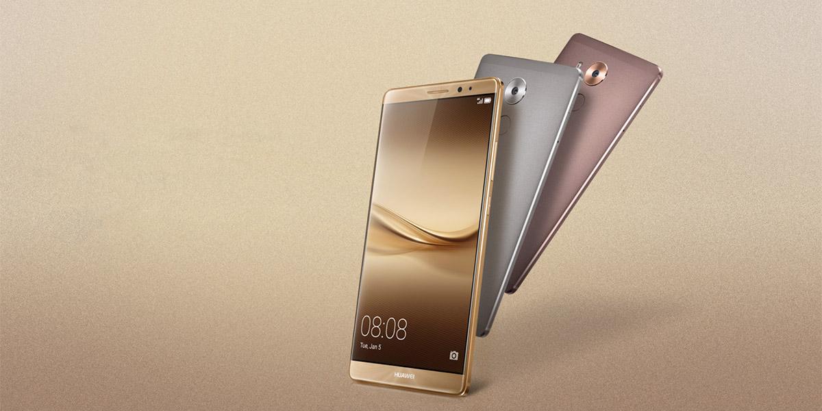 Краткий обзор и полные характеристики Huawei Mate 8