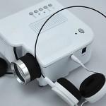 ТВ-проектор для дома UC-40
