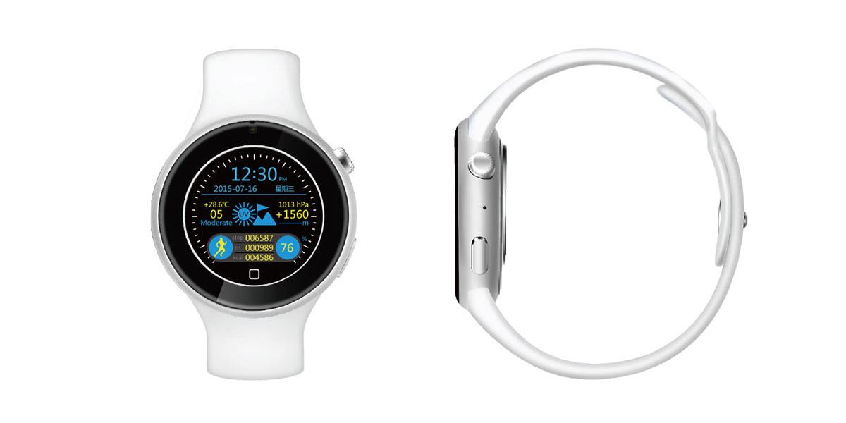 Умные часы Aiwatch C5 характеристики