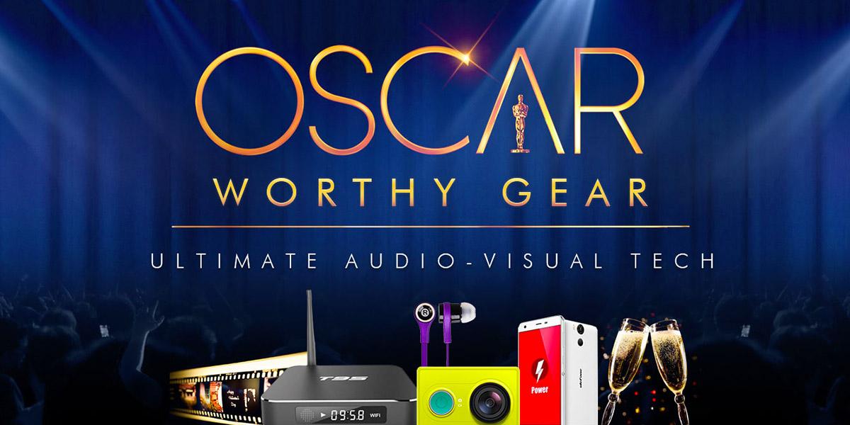 В Китае есть свой Оскар! Распродажа товаров в Gearbest