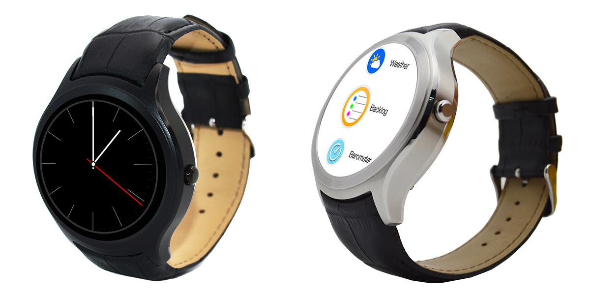 Прекрасная альтернатива Android Wear в лице умных часов NO.1 D5
