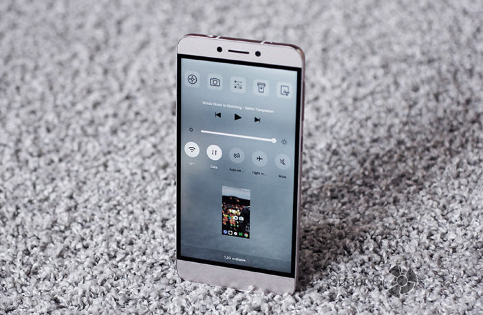 Обзор смартфона LeTV Le 1s X500