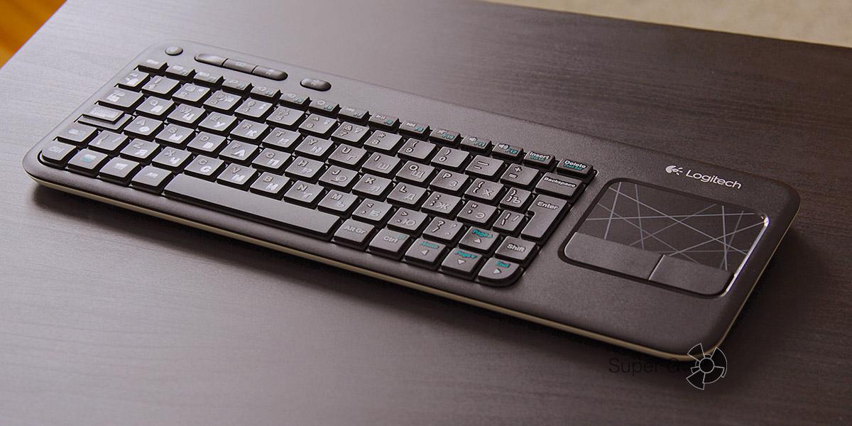 Обзор Logitech K400r - Клавиатура или пульт управления?