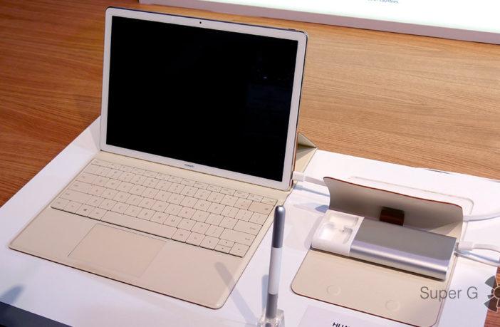 Краткий обзор Huawei MateBook. Отзыв