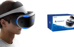 Характеристики и цена Sony PlayStation VR гарнитуры