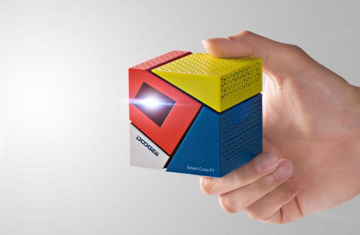 Характеристики проектора Doogee Smart Cube P1