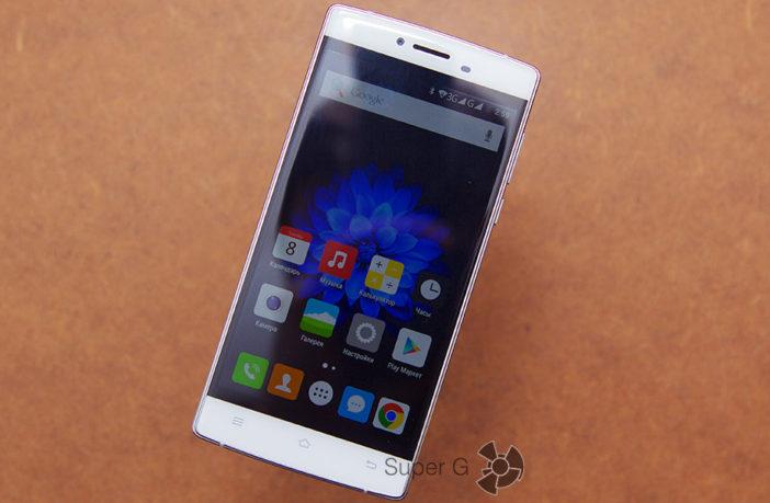 Смартфон Cubot S600 - китайская мини-жемчужина