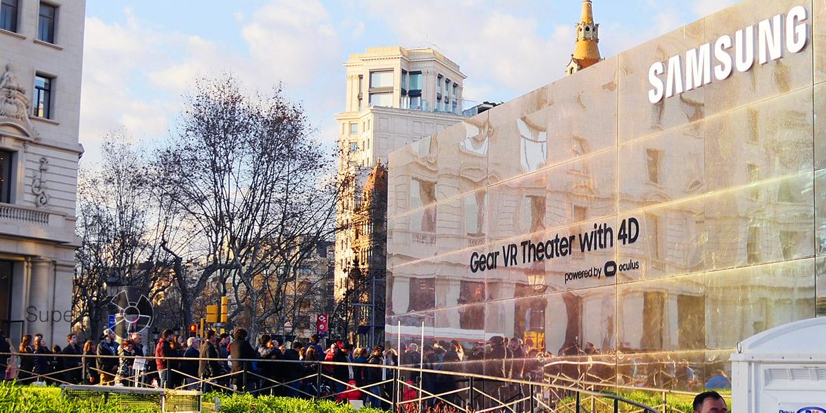 Первый в мире кинотеатр виртуальной реальности в Амстердаме