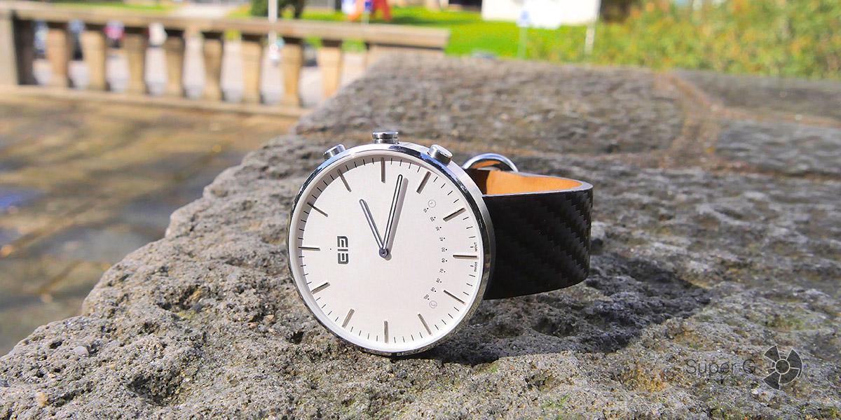 Обзор умных часов Elephone W2