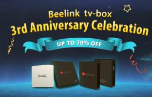 Компании Beelink исполняется три года