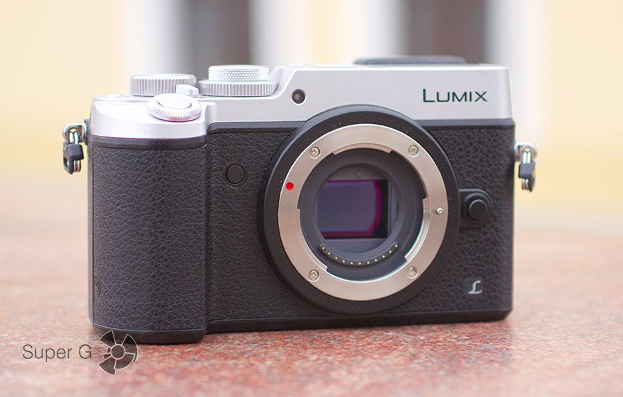 Обзор камеры Panasonic DMC-GX8Н